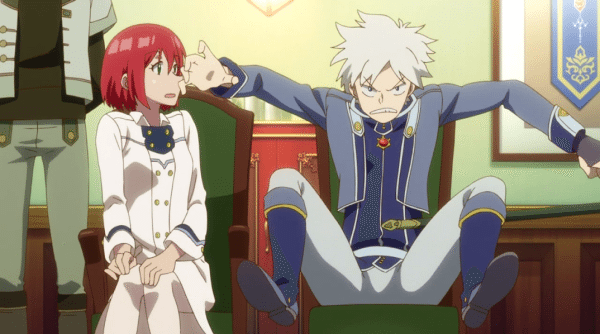 snow white with the red hair season 2 anime review bloom reviews