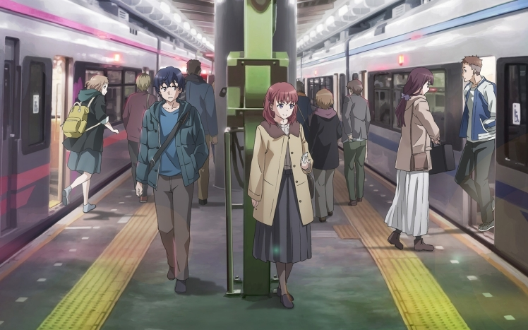 just-because-izumi-eita-natsume-mio-souma-youto-komiya-ena-train-station-anime-17696