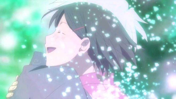Into The Forest Of Fireflies Light Hotarubi No Mori E Anime Film Review Bloom Reviews